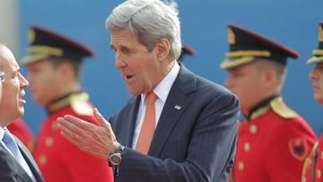 14-02-2016 15:39 Sekretarz stanu USA namawia Albanię na reformy i walkę z korupcją. W tle wejście do UE