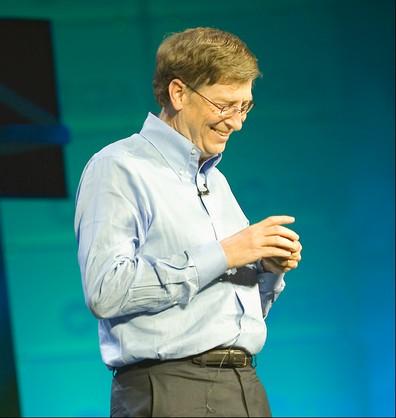 Bill Gates znów najbogatszy na świecie