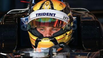 2015-11-28 Janosz w dziesiątce w pierwszym wyścigu GP3 w Abu Zabi