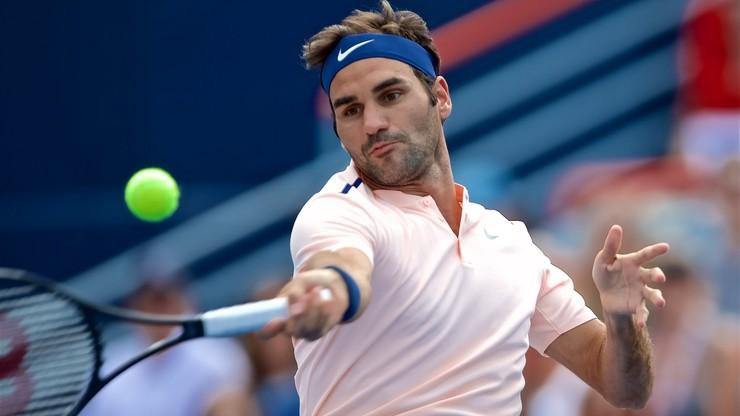 ATP w Montrealu: Federer w finale zagra ze Zverevem