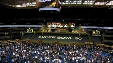 07-02-2016 07:32 180 mln Amerykanów obejrzy finał Super Bowl. To więcej niż głosuje w wyborach prezydenckich