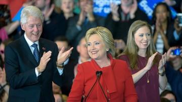 02-02-2016 08:00 Remis w wyścigu demokratów. Clinton i Sanders z niemal identycznym poparciem
