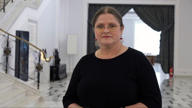 """Komisja etyki poselskiej zwróciła uwagę Krystynie Pawłowicz. """"Mam w nosie, co robi komisja"""""""