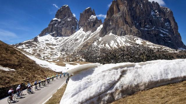 Giro d'Italia: Majka znowu awansował w generalce