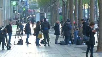 21-04-2017 09:31 Atak w Paryżu: poszukiwany mężczyzna sam oddał się w ręce policji