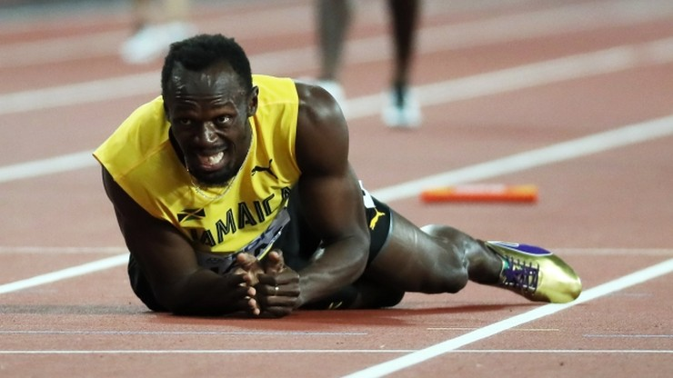 Lekkoatletyczne MŚ: Wielki dramat Bolta! Złoto Brytyjczyków w sztafecie 4x100 m