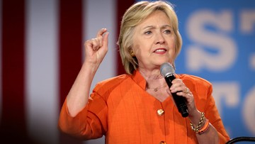 Clinton zapowiada wyższe opodatkowanie bogatych Amerykanów