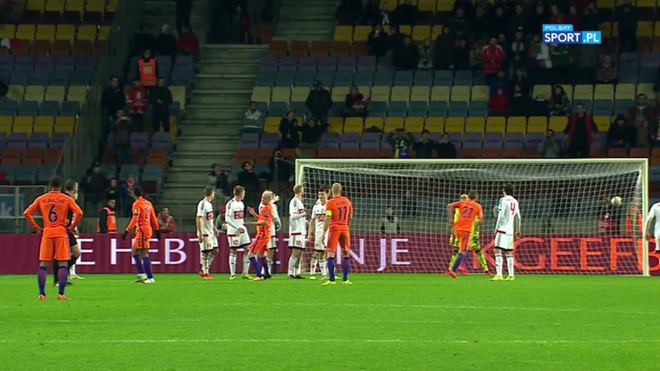 Matematyczne szanse Holendrów na mundial! Muszą dokonać cudu