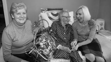 26-02-2016 11:32 Zmarł najstarszy mężczyzna w Polsce. Miał 110 lat