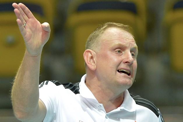 Jacek Nawrocki trenerem reprezentacji Polski siatkarek