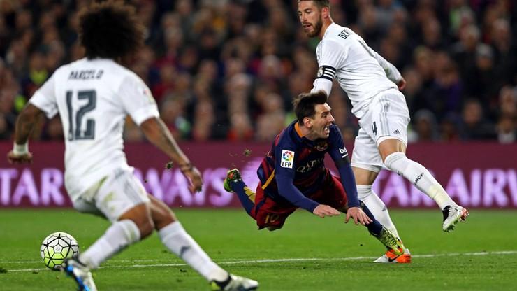 Real lepszy od Barcelony w 232. El Clasico