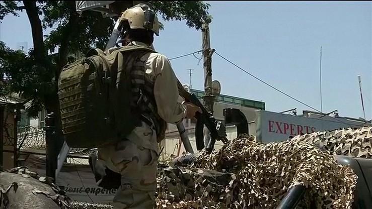Państwo Islamskie przyznało się do zorganizowania zamachu na afgański meczet