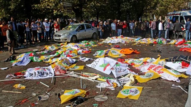 Turcja: prezydent Erdogan potępia zamach w Ankarze