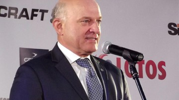 05-04-2016 08:10 Radio ZET: prezes Lotosu ma stracić stanowisko