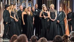 Złote Globy rozdane. Gala zdominowana przez skandale seksualne w Hollywood