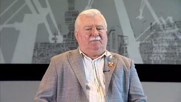 """""""To my wyrzucamy Unię z Polski, a nie Unia nas"""". Lech Wałęsa w programie """"Gość Wydarzeń"""""""