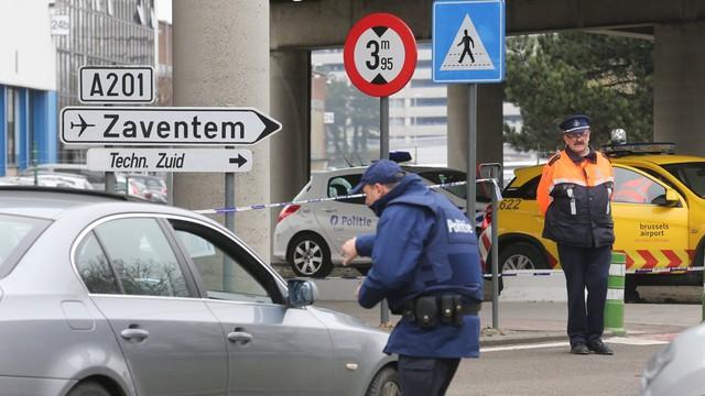 Belgia: jeden z zamachowców przez pięć lat pracował na Zaventem
