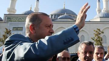 """Erdogan chciałby przemówić do Turków w Niemczech. Berlin """"nie uważa tego za dobry pomysł"""""""