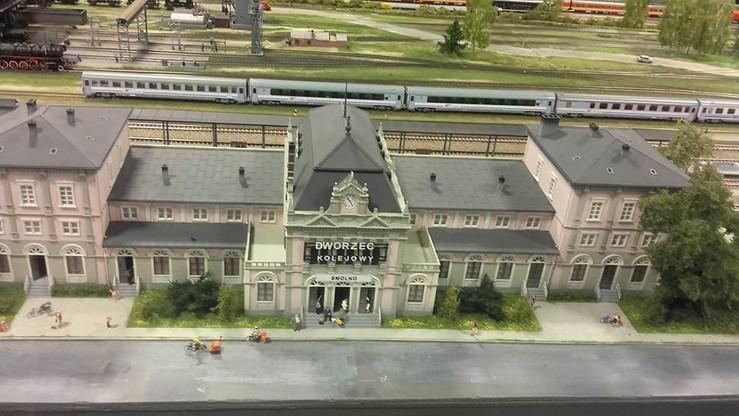 2016-04-09 Wielki świat małych kolejek - wystawa modeli pociągów w Warszawie