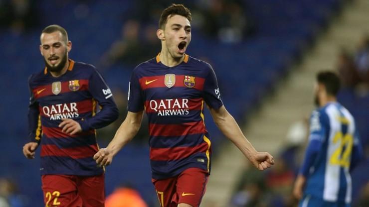 Puchar Króla: FC Barcelona wygrała derby. 20-latek bohaterem meczu