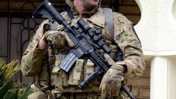 USA wysyłają 200 dodatkowych żołnierzy do Mosulu
