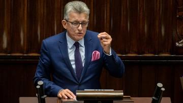 04-11-2016 23:16 Piotrowicz: nowa ustawa o TK ma umożliwić sprawniejsze działanie tego organu