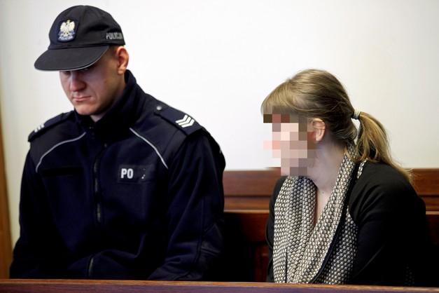 10 lat więzienia za zabójstwo dziecka. 19-latka skazana