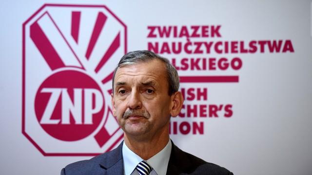 Związek Nauczycielstwa Polskiego rozpoczyna ogólnopolską akcję protestacyjną