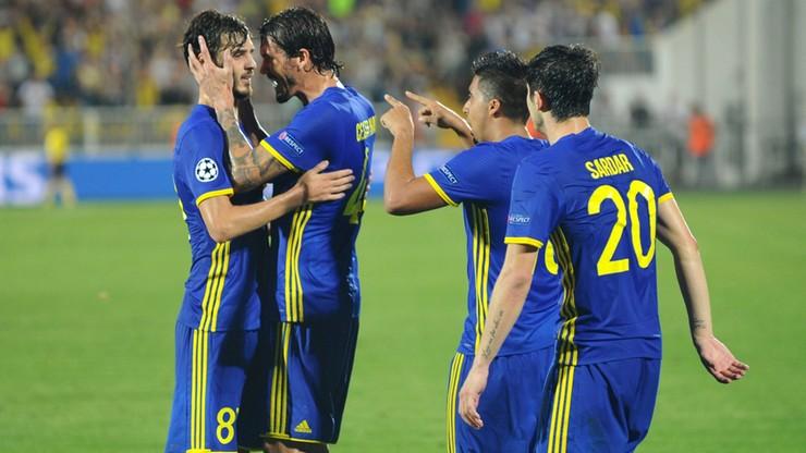 Liga Mistrzów: Pogrom Young Boys i Ajaxu, wymęczony awans Dinamo