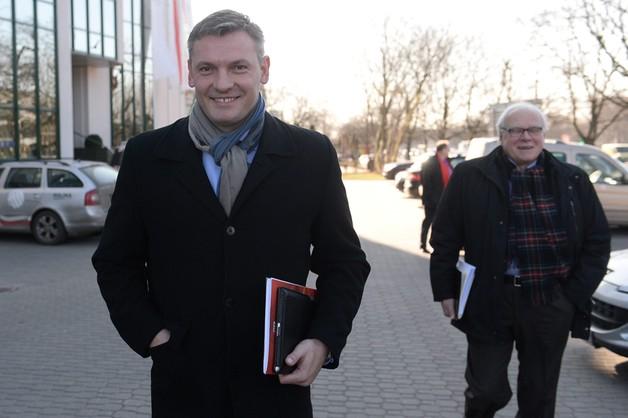 Paweł Papke prezesem Polskiego Związku Piłki Siatkowej