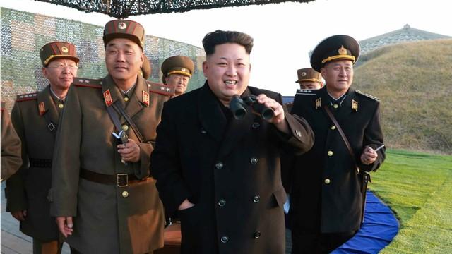 Kim Dzong Un: Korea Płn. zminiaturyzowała głowice jądrowe
