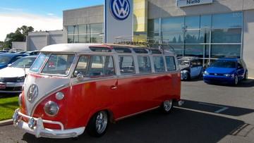 26-08-2016 05:35 Volkswagen zawarł ugodę z dilerami w USA