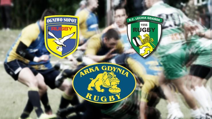 Rugby: Trójmiejska dominacja