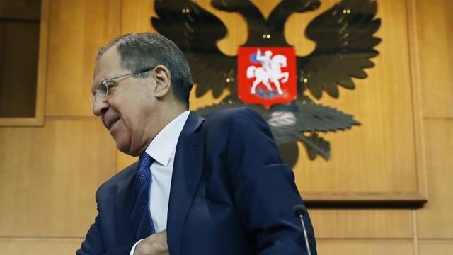 Ławrow: tarcza antyrakietowa, ekspansja NATO są destabilizujące