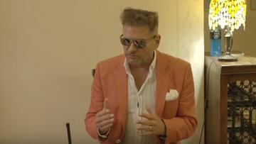 """16-11-2016 20:51 Detektyw Rutkowski śpiewa disco polo. """"Głos jak Stachursky"""""""