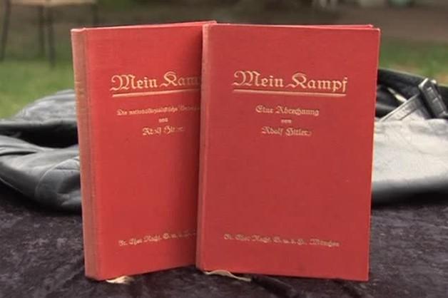 Krytyczne wydanie Mein Kampf Hitlera ukaże się w 2016 r.
