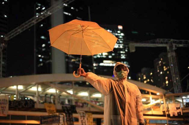 Hongkong - władze zerwały rozmowy z prodemokratycznymi demonstrantami
