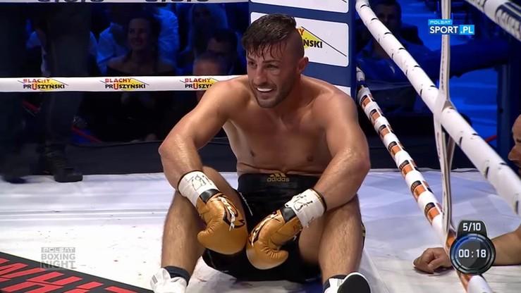 2017-06-24 Krzysztof Głowacki - Hizni Altunkaya. Skrót walki