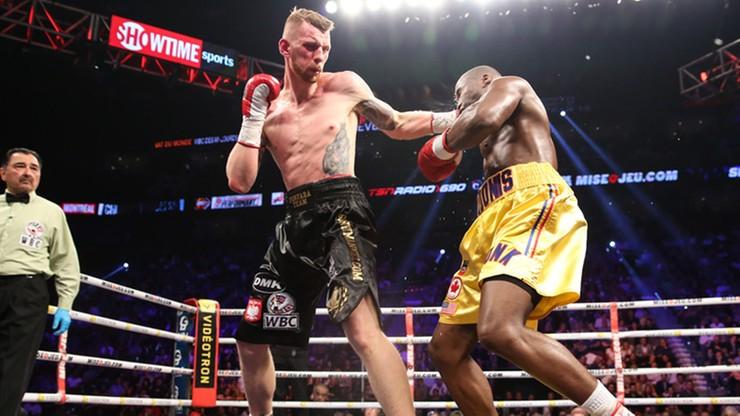 Fonfara powalczy o pas WBC International