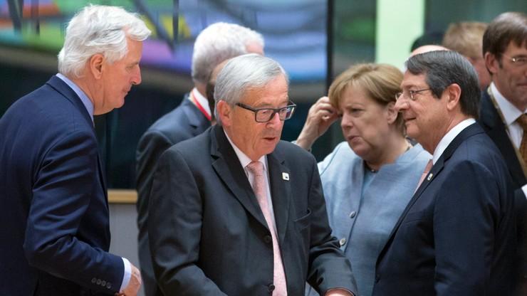 Szczyt UE-27. Państwa członkowskie mają przyjąć wytyczne ws. Brexitu