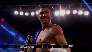 2016-11-27 Łomaczenko obronił tytuł! Walters nie wyszedł do 8. rundy. Skrót walki