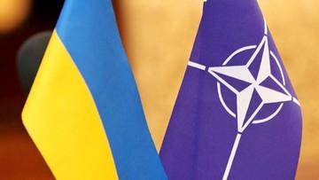 Wejście do NATO priorytetem Ukrainy