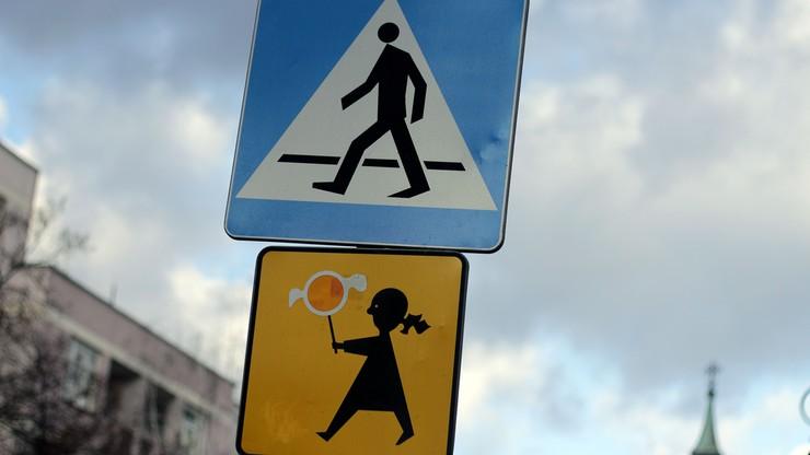 Stołeczni urzędnicy: zaostrzyć kary dla kierowców, wprowadzić bezwzględne pierwszeństwo dla pieszych