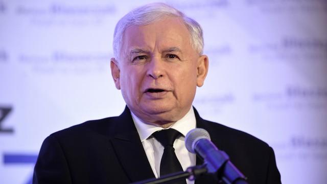 Kaczyński w liście do parlamentarzystów PiS: działajcie dla dobrej zmiany