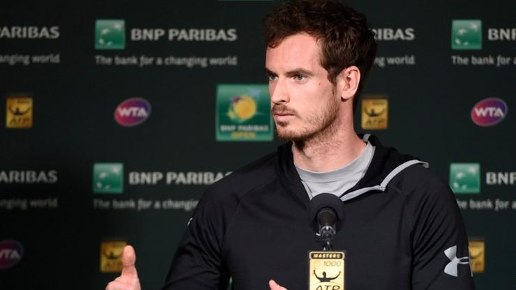Murray chce ukarania Szarapowej oraz krytykuje sponsora swojego i Rosjanki