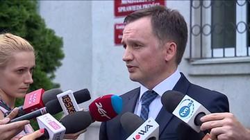 Ziobro zapowiada konsekwencje wobec policjantów. Zaniedbania przy poszukiwaniach kobiety w Łodzi