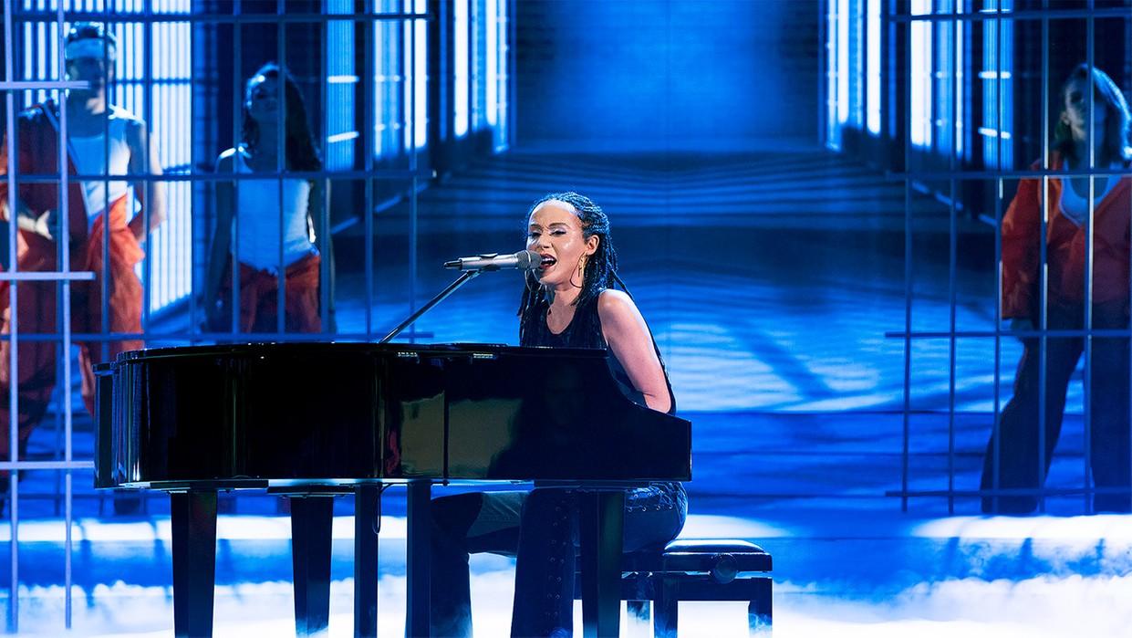 Oto Alicia Keys jakiej jeszcze nie widzieliście! - Polsat.pl