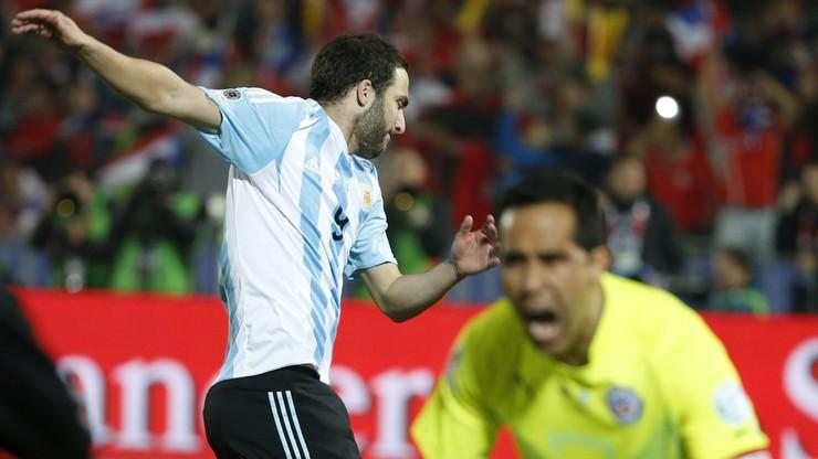 Gonzalo Higuain, czyli siedem nieszczęść po argentyńsku