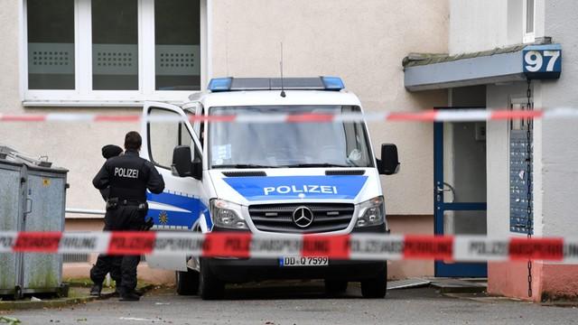 Niemcy: trwa pościg za Syryjczykiem. Policja w Chemnitz - poszukiwany wymknął się w ostatniej chwili