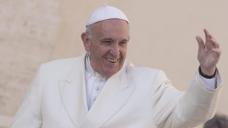 """Trzy lata pontyfikatu papieża Franciszka. """"To ktoś, za kim chcę iść"""""""